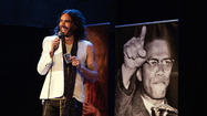 PICTURES: Russell Brand to perform at Sands Event Center