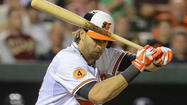 Michael Morse isn't stressing about his slow start at Camden Yards