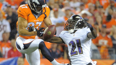 Ravens encouraged by Lardarius Webb's performance