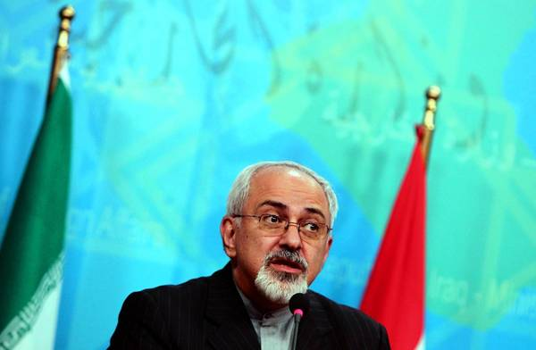 Iran's new foreign minister, Mohammad Javad Zarif, has said that Washington and Tehran have exchanged private messages about the civil war in Syria.
