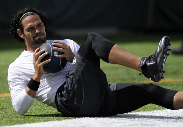 ESPN is reporting New York Jets quarterback Mark Sanchez needs season-ending surgery on the shoulder of his throwing arm.