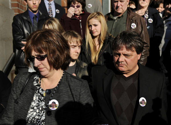 David Plamondon's parents, George and Linda Plamondon, brought the lawsuit in July 2011 charging that the state, through its employee, was negligent.