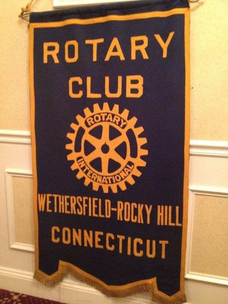 The Rotary Club of Wethersfield-Rocky Hill takes part in a number of service projects in the community.