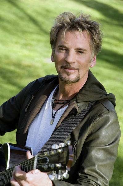 Kenny Loggins is scheduled to perform at Ferguson Center for the Arts on Sept. 13, 2013.