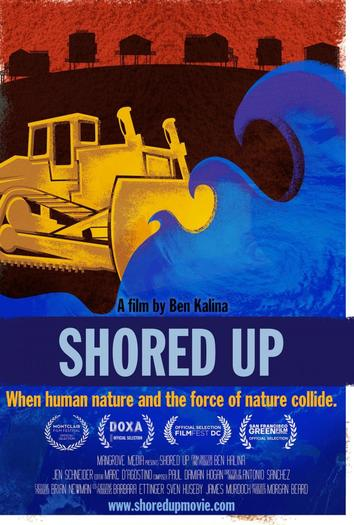 "The movie ""Shored Up"" is to be screened at Christopher Newport University 7 p.m. Sept. 12, 2013."