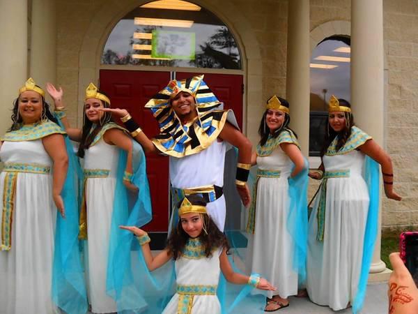 The Egyptian Festival returns to Hampton Sept. 13-15, 2013.