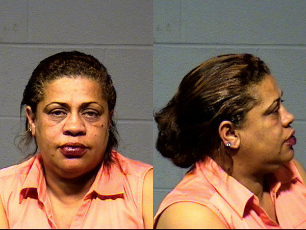 Rhonda Moniz-Carroll, formerly the assistant director of public works, was charged with DUI after a crash in Hartford last weekend.