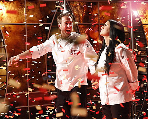 Luca crowned Season 4 'MasterChef' winner