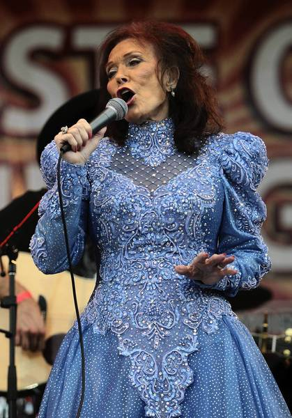 Loretta Lynn will perform Sept. 13 at the Peabody in Daytona Beach.