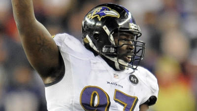 Ravens' Arthur Jones relieved to be back on field after health …