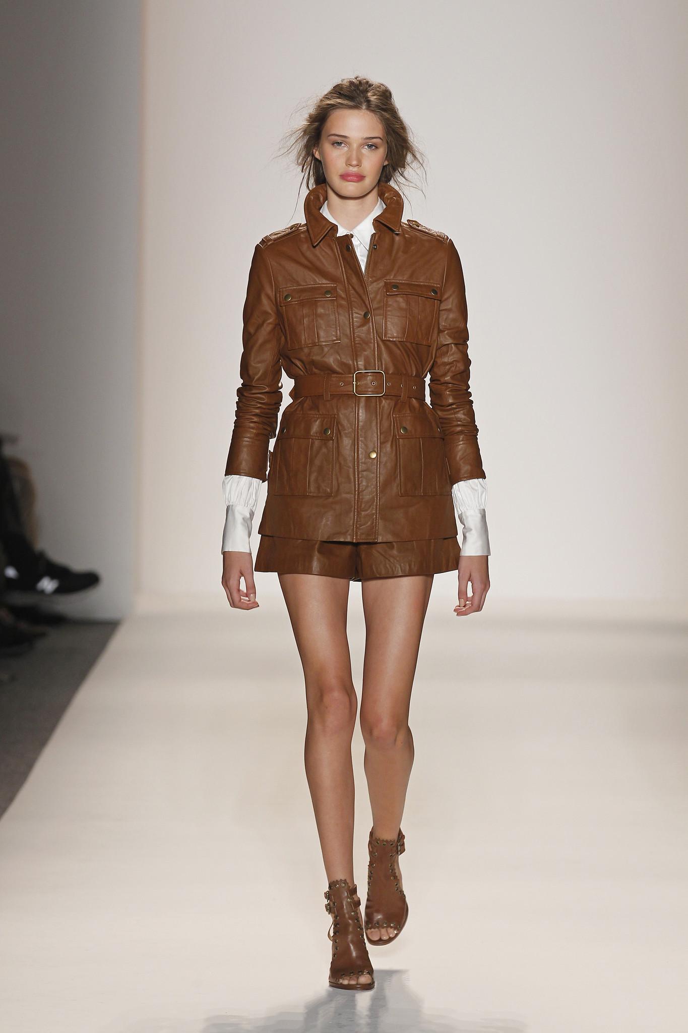 New York Fashion Week Spring 2014 Rachel Zoe Hartford Courant