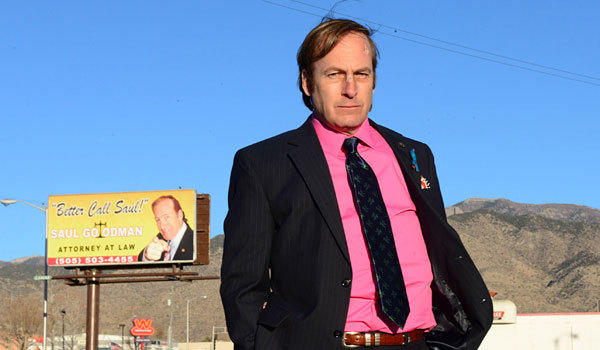 "Bob Odenkirk plays Saul Goodman in ""Breaking Bad."""