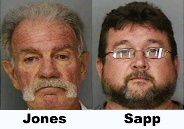 Pastor Terry Jones and Associate Pastor Marvin Sapp were both arrested Wednesday mintues before they were scheduled to burn nearly 3,000 copies of the Quran.