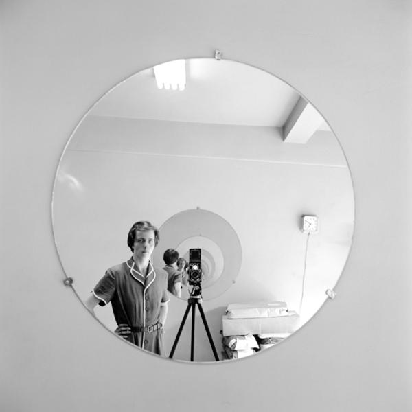 """Scene from the film """"Finding Vivian Maier."""""""