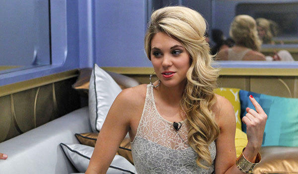 """Aaryn Gries was a source of controversy on this year's """"Big Brother."""""""