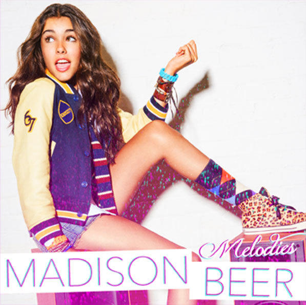 """Melodies"" is the new single by Justin Bieber's latest protege, Madison Beer."