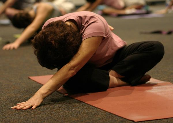 In a 2012 German study, researchers saw how a nine-week yoga program helped participants with chronic neck pain.