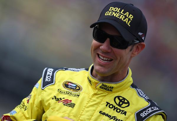 Matt Kenseth marches into Chicagoland Speedway this weekend as the driver to beat in the Chase for the Sprint Cup title.
