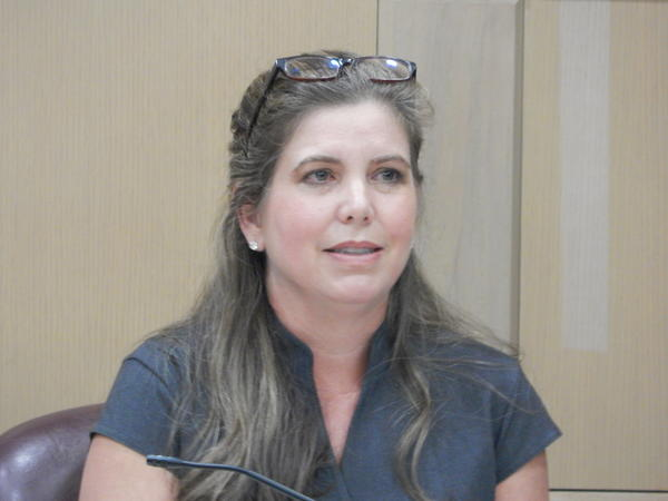 Michaela Teixeira tells a Broward jury that there's no way her sister, Natalie Belmonte, had consensual sex with her own adoptive son the day she was killed. Prosecutors say Gerard Lopes Belmonte raped his mother before he killed her in July 2011.