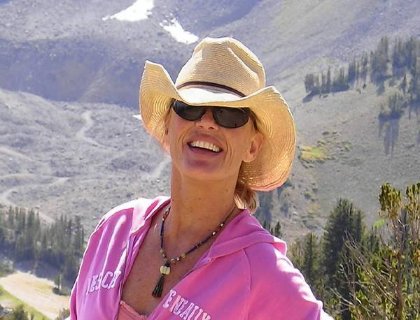 Barbara Trentham formed art groups in Lake Bluff and Jackson Hole, Wyo.