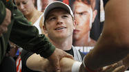 Saul 'Canelo' Alvarez, foe of Mayweather, stirs fan fervor