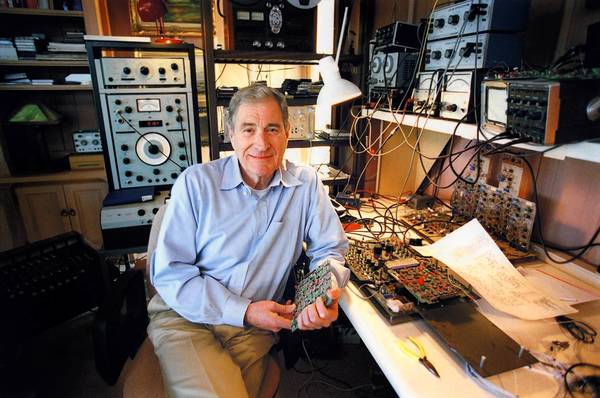 Ray Dolby dies at 80