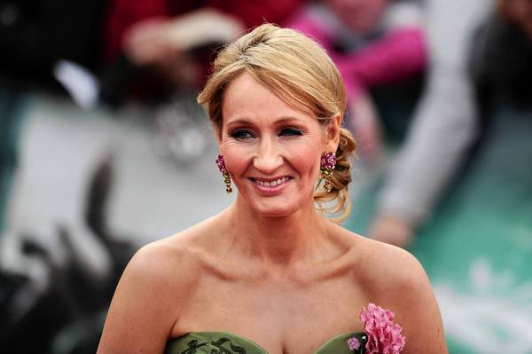 J.K. Rowling working on Harry Potter-related films