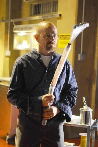 Chemistry teacher Walter White teamed up with a former student to start a meth lab. Sure it sounds bad, but he only did it to pay for his cancer treatment and create a financial safety net for his family after his death.