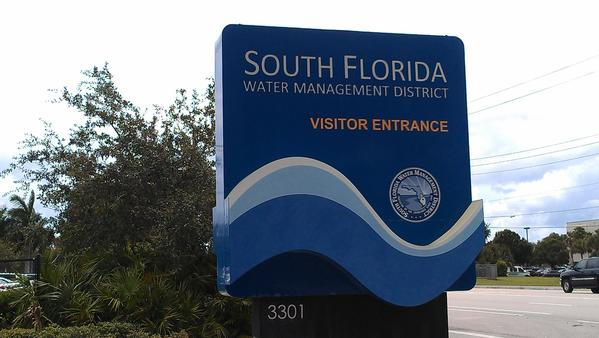 Property tax rates would drop for the second year in a row under the South Florida Water Management District's proposed $619 million budget, which faces a final vote Sept. 24.