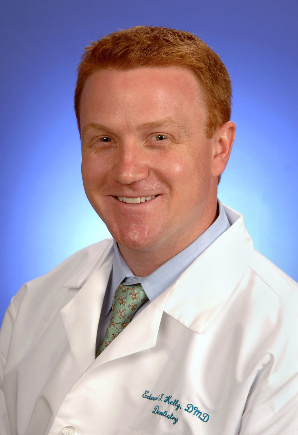 Edward T. Kelly, IV, D.M.D., of Manchester, a specialist in hospital dentistry, has joined the medical staff of Saint Francis Hospital and Medical Center as assistant program director, General Practice Residency in Dentistry.
