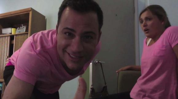 Jimmy Kimmel twerk video hoax