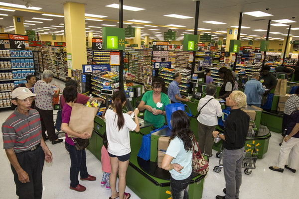 wal mart in the oligopolistic market The geographical market of predatory pricing is the country's domestic market  the german government ordered wal-mart to increase its prices.