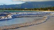 Kailua Beach on Oahu holds waves of memories