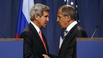 U.S., Russia agree on a disposal plan for Syria's chemical weapons