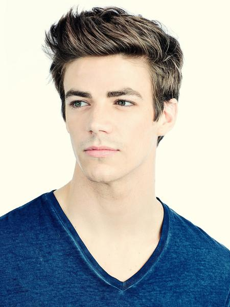"Grant Gustin will star as Barry Allen, aka The Flash, in CW's ""Arrow."""