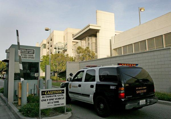 The Century Regional Detention Facility in Lynwood.