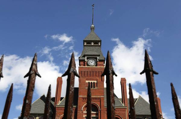 President Barack Obama could use his executive power to declare Pullman, including its historic administration building and clock tower, part of the national park system.