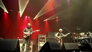 Fall concerts include musical reunions with Phish, Chris Brown