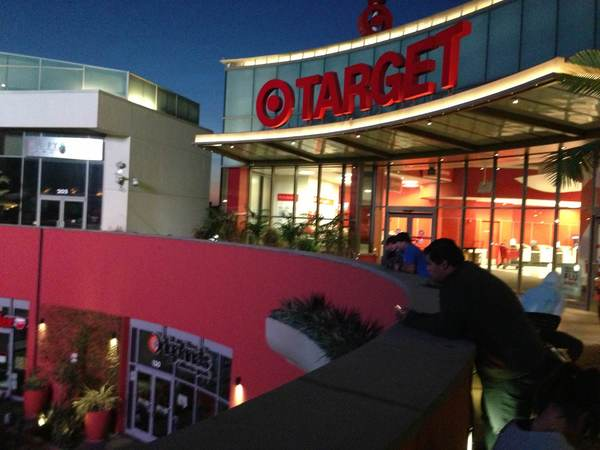 By the time doors opened at the West Hollywood Target at 8 a.m., more than 150 shoppers were waiting to snatch up items from the chain's new 3.1 Phillip Lim line.