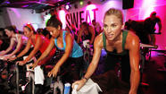Hot exercise classes catching on like fire
