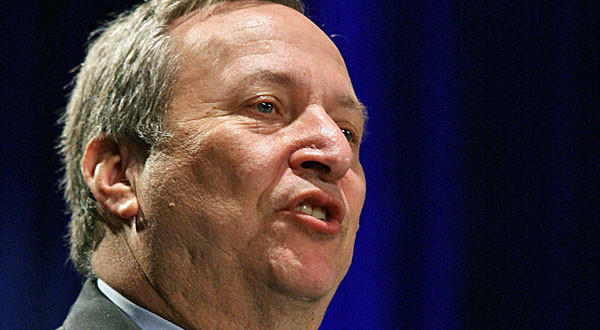 Former Treasury Secretary Lawrence Summers has removed his name from contention to be the next head of the Federal Reserve.