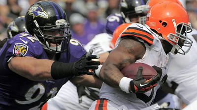 Instant analysis from the Ravens' 14-6 win over the Browns