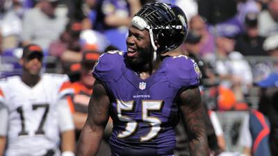 Mike Preston grades the Ravens' 14-6 win over the Cleveland Bro…