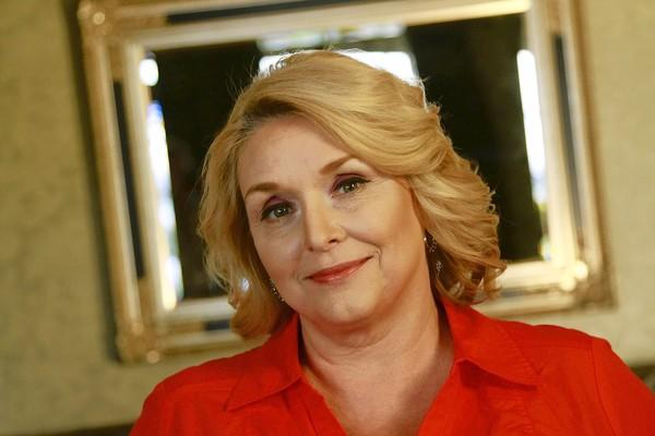 Samantha Geimer, now a 50-year-old mother, who was the victim at the center of the Roman Polanski sexual assault case in 1977.