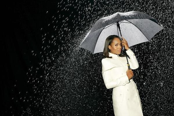 "Kerry Washington returns as Olivia Pope in ABC's ""Scandal"" on Oct. 3."
