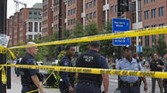 Washington Navy Yard shooting: Injuries, multiple weapons reported