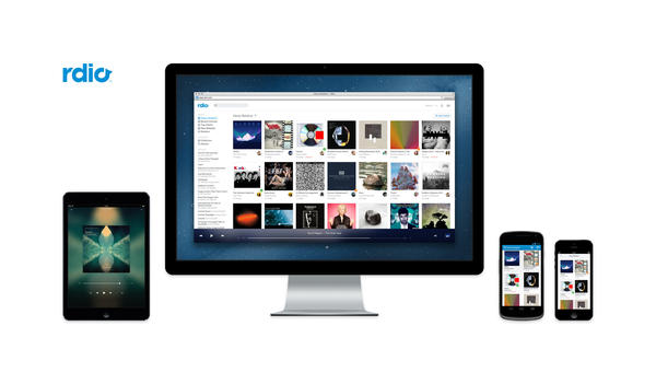 Rdio is getting a big promotional boost from radio company Cumulus as it tries to compete with Spotify.
