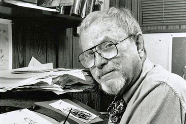 Animator-director Chuck Jones.