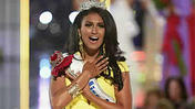 Miss America: N.Y.'s Nina Davuluri - first winner of Indian heritage
