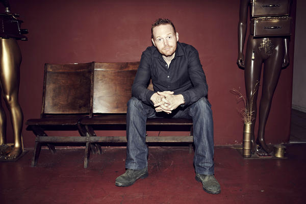 """Breaking Bad"" star Bill Burr is a Bruins fan with a ton of respect for the Blackhawks. But he can't stand """"Chelsea Dagger."""